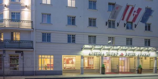 Austria Trend Hotel Ananas ****